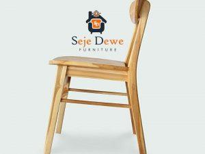 Teak cafe Chair